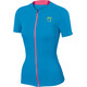 Karpos Casatsch Bike Jersey Shortsleeve Women blue